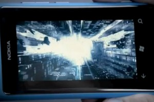 Weekend Watch: The Dark Knight Rises With The Nokia Lumia