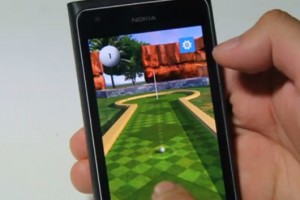 Lumiappaday #243: Putt In – Golf demoed on the Nokia Lumia 900