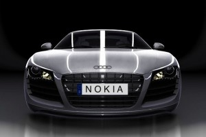 MNB RG: How Nokia Location drives Audi