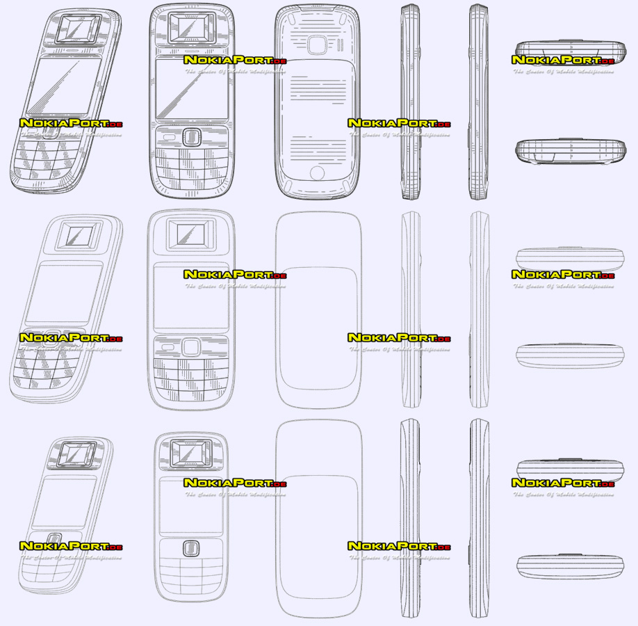 this apparently surfaced from some new nokia design patents