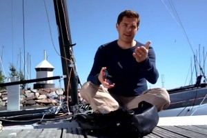 Filmed with Nokia 808 PureView: Nokia Accessories Promo in Action at Sea