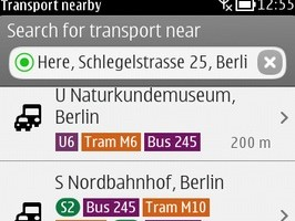 SymbianApps: Nokia Public Transport updated to v2.1