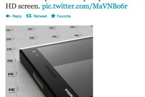 Concept, Leak, Fake? Nokia Lumia WP8 with Quadcore?