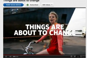 Nokia promises things are about to change on September 5th 2012