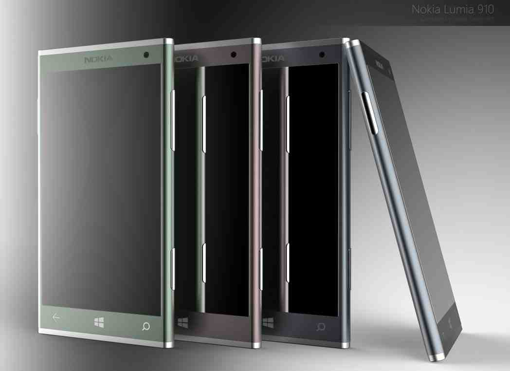 Slim, Svelte, Light, Aluminium Nokia Lumia 920 successor in the works. Codename: Catwalk