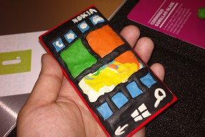 I made my own Nokia Lumia 920 last night :p lol (Shot on Nokia 808 PureView)