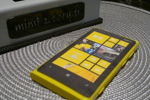 More D.I.Y. Nokia Lumia 920 &#8211; 3D Printed!