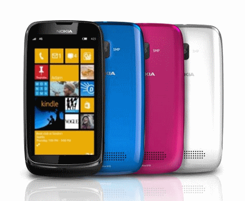 Firmware Update to WP7.8 for Nokia Lumia 610. Lumia 510 gets second WP7.8 ROM