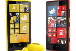 More Leaks! Lumia 820 & 920 Side By Side