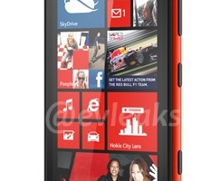 Rumored Specs of Lumia 820, Includes Wireless Charging, Micro SD & Removable Cover