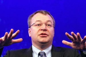 "Elop on a Nokia Tablet: ""The Opportunity is Very Clear"""