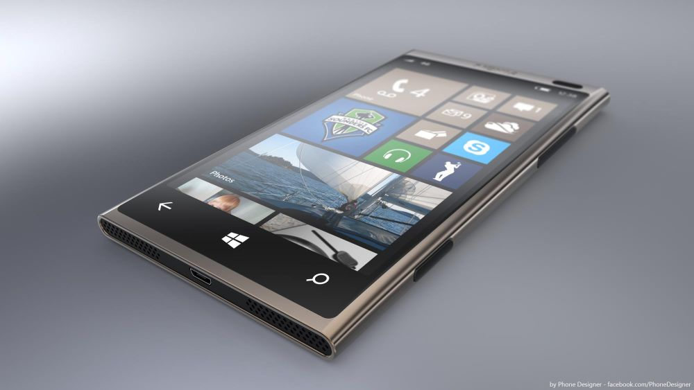 My Dream Nokia #68: Nokia Lumia 1001 WP8 Concept.