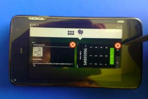 Video: Nemo 2012.08.31 running on Nokia N900 (New UI)