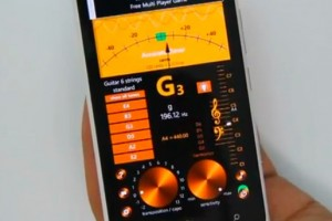 Lumiappaday #293: Accurate Tuner (Free) demoed on the Nokia Lumia 900