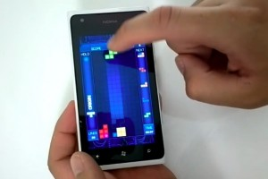 Lumiappaday #299: Tetris demoed on the Nokia Lumia 900 #XboxLive