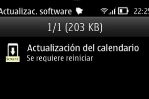 N8 Belle Refresh Calendar Update?