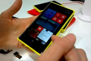 Weekend Watch: Nokia Lumia 920 hands on and cinemagraph demo.