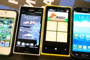 Weekend Watch: Nokia Lumia 920 and 820 demo (vs iPhone, Xperia Acro S and SGSIII)