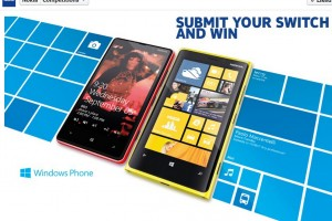 Win a Nokia Lumia 920 – submit your switch and win!