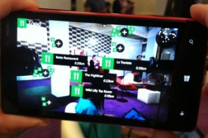 V3 Nokia Lumia 920 hands on review (vs OneX) Lumia faster, smoother, better screen.