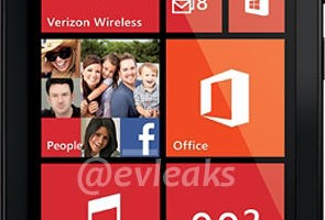 Nokia Lumia 822 for Verizon leaks – aka Nokia Atlas
