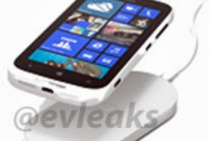 White Verizon Nokia Lumia 822 pic leaked, with white wireless charger