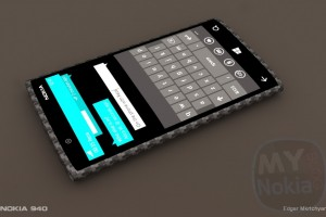 My Dream Nokia #71: Carbon Fiber Nokia Lumia 940 concept