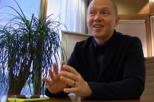 30 minutes with the Marko Ahtisaari, on Nokia Lumia 920 & Working with Microsoft