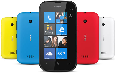 Officially announced: Nokia Lumia 510 – Available in November