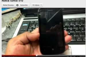 Video: Leaked Nokia Lumia 510 hands on