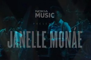 Video: Nokia Music Presents – Janelle Monáe –  performing Cold War at Social Media Week