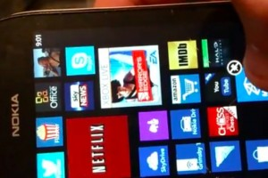 Weekend Watch: WP8 homescreen on Nokia Lumia 710 (WP7.8 custom ROM)