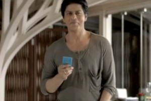 Video: Shahrukh Khan on Nokia India + FC Barcelona