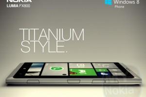 My Dream Nokia #70: Titanium Nokia Lumia FX800