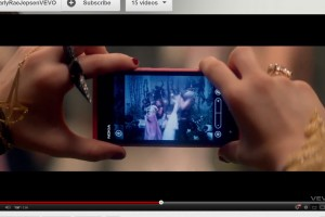 "Call Me Maybe – Nokia Lumia 900 in Carly Rae Jepsen's ""The Kiss""  Music Video"
