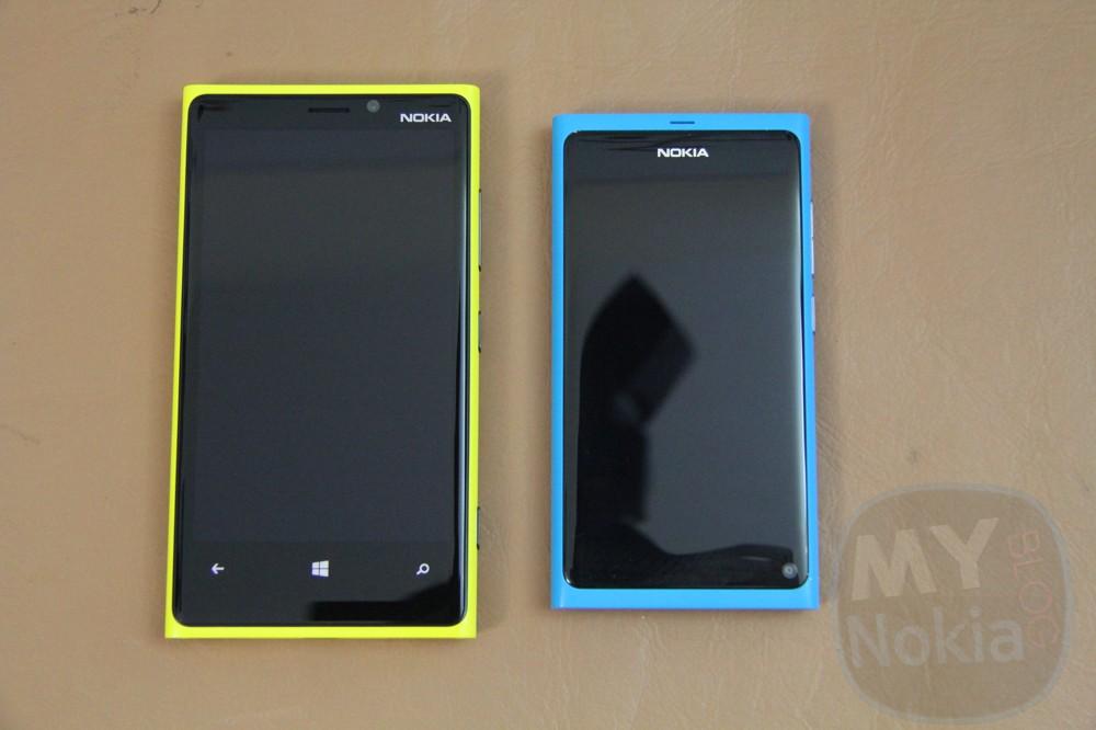 ... - Photo Gallery Nokia Lumia 920 Vs Nokia 808 Pureview Hardware Lumia