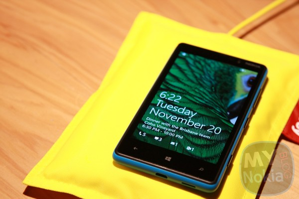 Video: Unboxing of my Nokia Lumia 820
