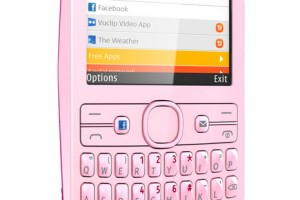 Most social ever: Nokia Asha 205 officially announced.