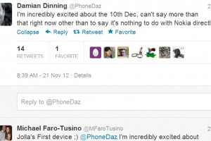 Imaging Guru, Damian Dinning leaving Nokia?