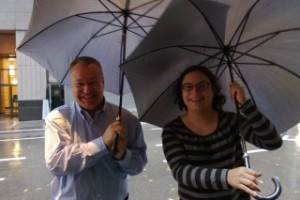AllThingsD: Nokia CEO Stephen Elop Aims to Ride Out the Storm (And Hurricane Sandy)