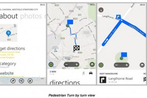 Nokia Maps 3.0 Preview with Pedestrian turn by turn (voice) coming