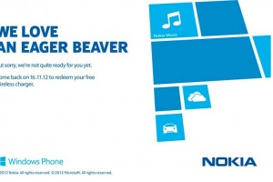 Nokia Giving Away Free Charging Pads? Find out on 16/11/12