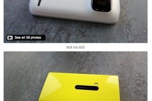 Gallery: Nokia 808 PureView vs Nokia Lumia 920