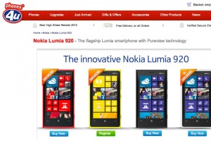 Ferrari Red @Nokia Lumia 920 available from @Phones4U. Come on Electric Pikachu Yellow!!