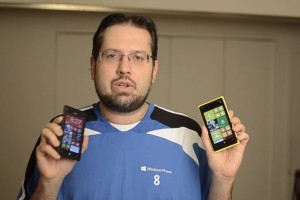 Video: Nokia Lumia 920 vs Lumiawannabe 8X