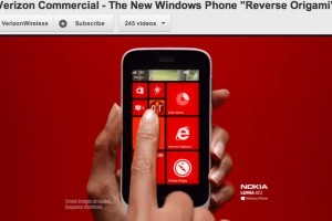 Video: Nokia Lumia 822 Verizon Commercial/Advert