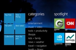 New Windows Phone Store for Windows Phone 8