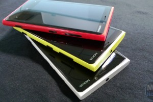 Gallery: Lumia 920 Glamour Shots (Red, Yellow & White)