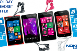 Free In-Ear Purities by Monster With Purchase of any WP8 Lumia in the USA (Past Purchases Eligible)