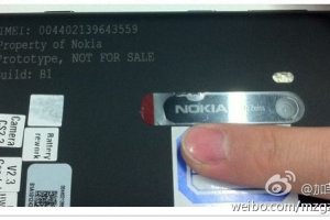 Lumia 920 Development Device Spotted Running WP8 V. 10141(Current = V. 9903)